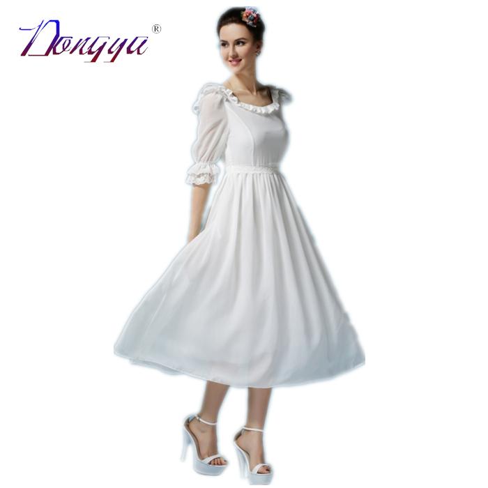 Женское платье Dongya 2015 Kleider Vestido Vestidos de Mujer 58086 женское платье dongya 2015 vestido longue 58090