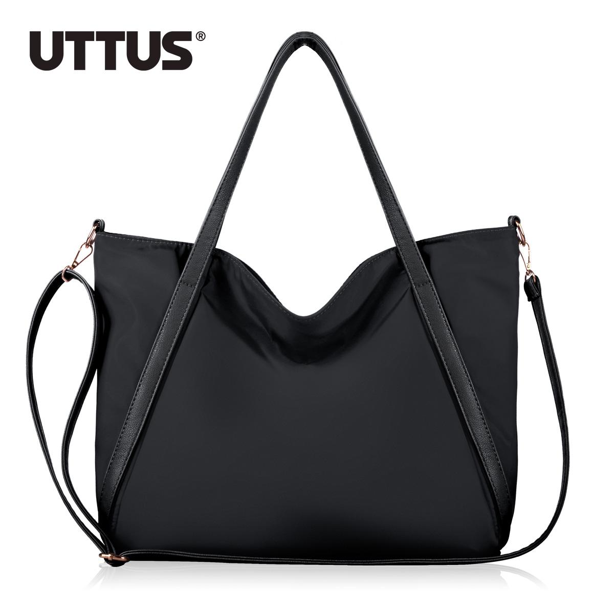 2015 New Women Large Handbags Nylon Trendy Handbags Summer Used Luxury Handbags for Women Casual Canvas Bags Ladies Hot Sale(China (Mainland))