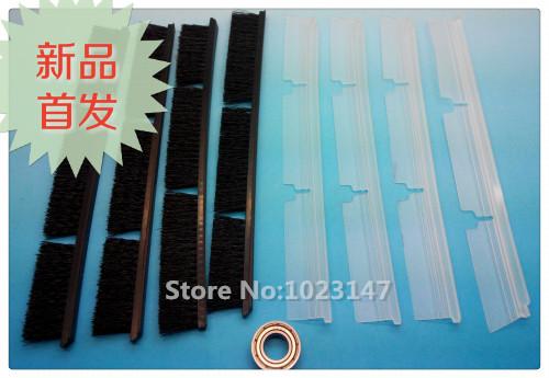 Потребительские товары OEM Neato ! 4 x + 4 x Neato Botvac 70 75 80 85 Silicone blades and brushes for Neato Botvac