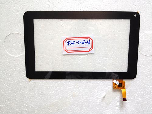 Панель для планшета 7 Prestigio Multipad 7.0 Ultra + PMP3670B topsun/c0116/1 TOPSUN - C0116 - A1 панель для планшета ipad 3 4 ipad3 ipad4 1piece for ipad 3 4