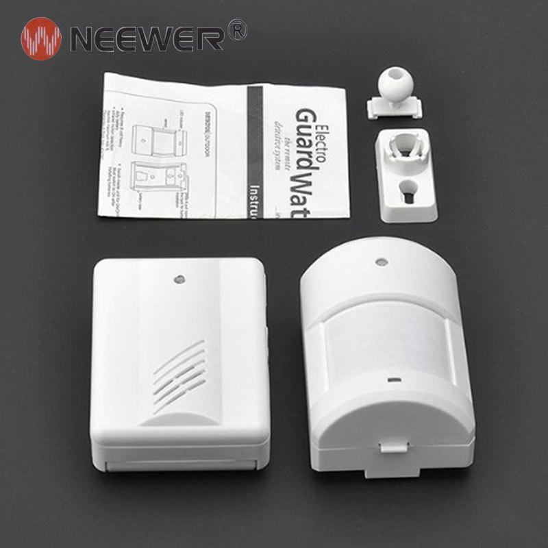 NEEWER Door Electro Guard Watch Wireless Remote Motion Sensor, FREE SHIPPING!!(China (Mainland))