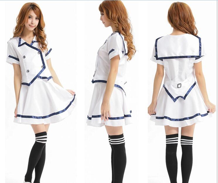Girls School Uniform Shorts Adult Girls School Uniform