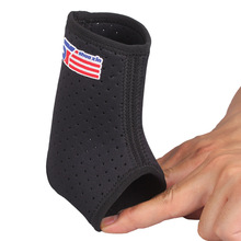 Outdoor Sport Taekwondo Basketball Ankle Protection Breathable Ankle Guard Elastic Ankle Brace Support(China (Mainland))