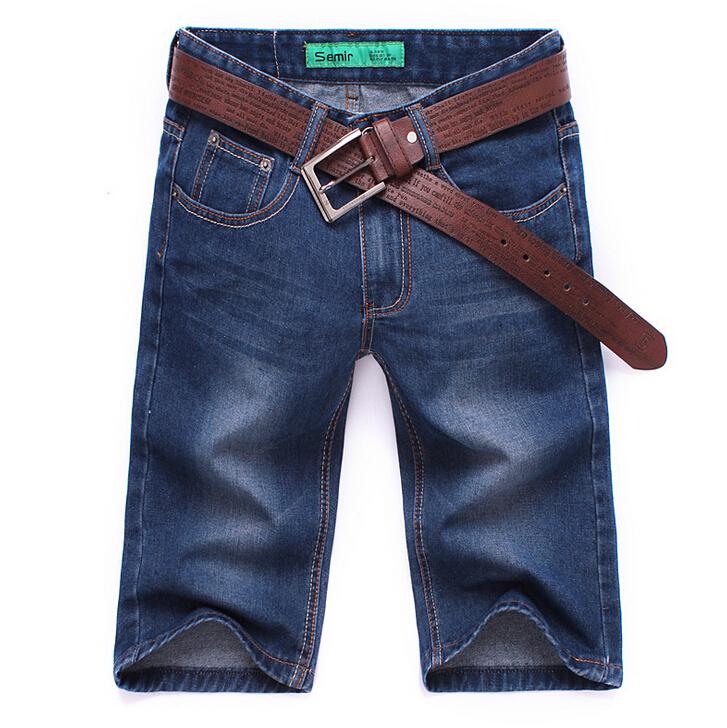 бренд дизайнер короткие джинсы Мужчины Шорты