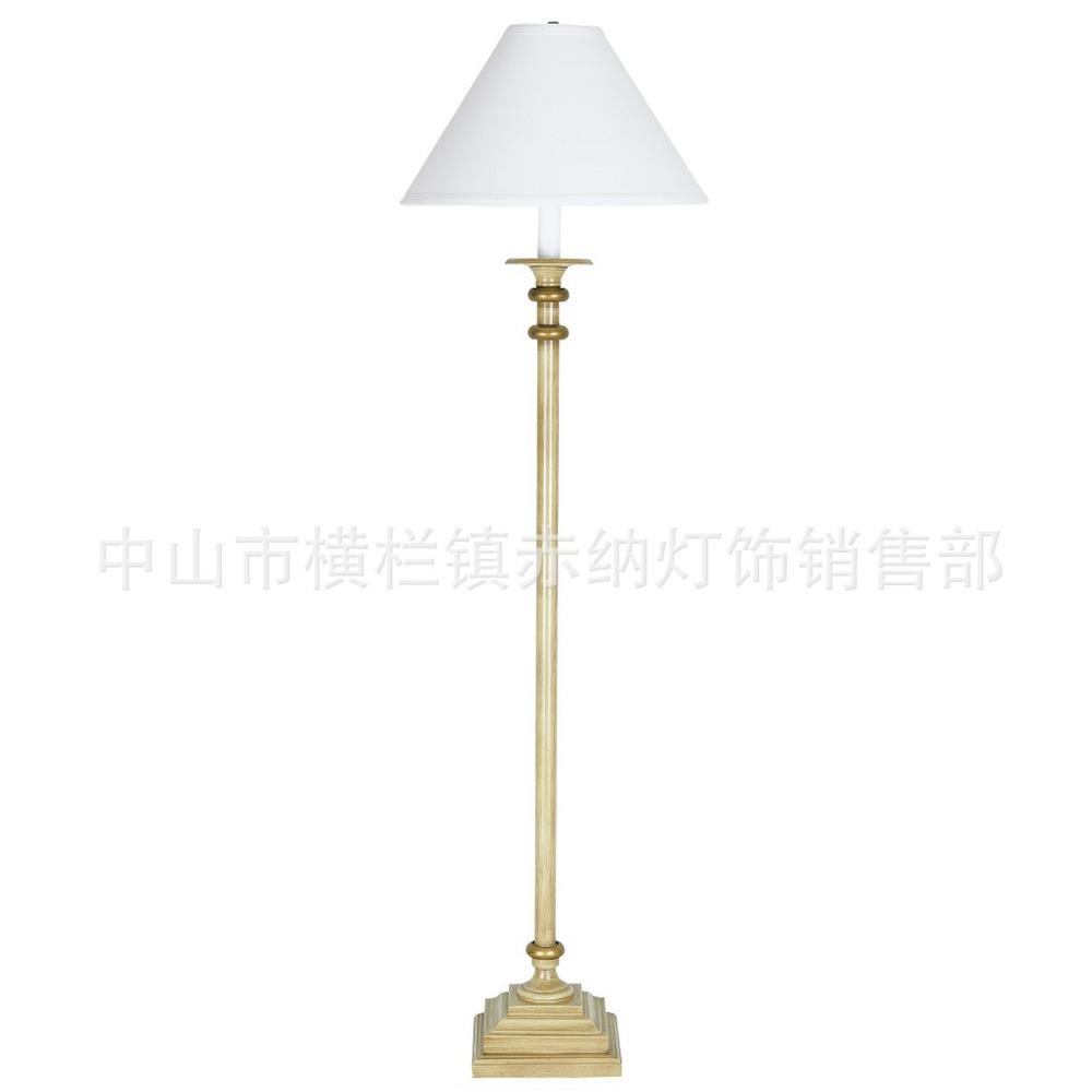 Modern minimalist living room floor lamp bedroom bedside stand lighting IKEA study creative fashion wrought iron floor lamps(China (Mainland))