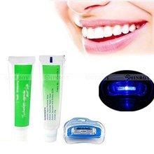 White Light Teeth Whitening Tooth Gel Whitener Health Oral Care Toothpaste Kit For Dental Care