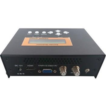 DVB-T modulation standard REM7511M HDMI to RF Encoder Modulator Home-Version(China (Mainland))