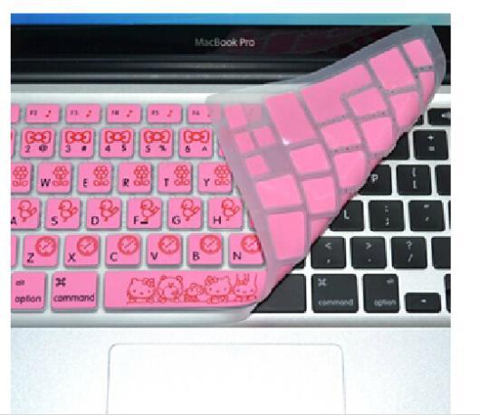 Hello kitty laptop mac