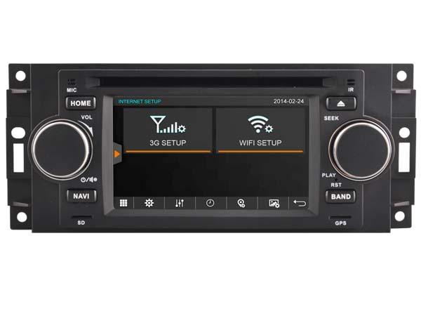 Apollo de voiture DVD GPS Radio Navi pour Dodge Caliber Caravan Dakota Magnum néon RAM / OBD 3 G wifi DVR / miroir lien support + DSP Audi(China (Mainland))