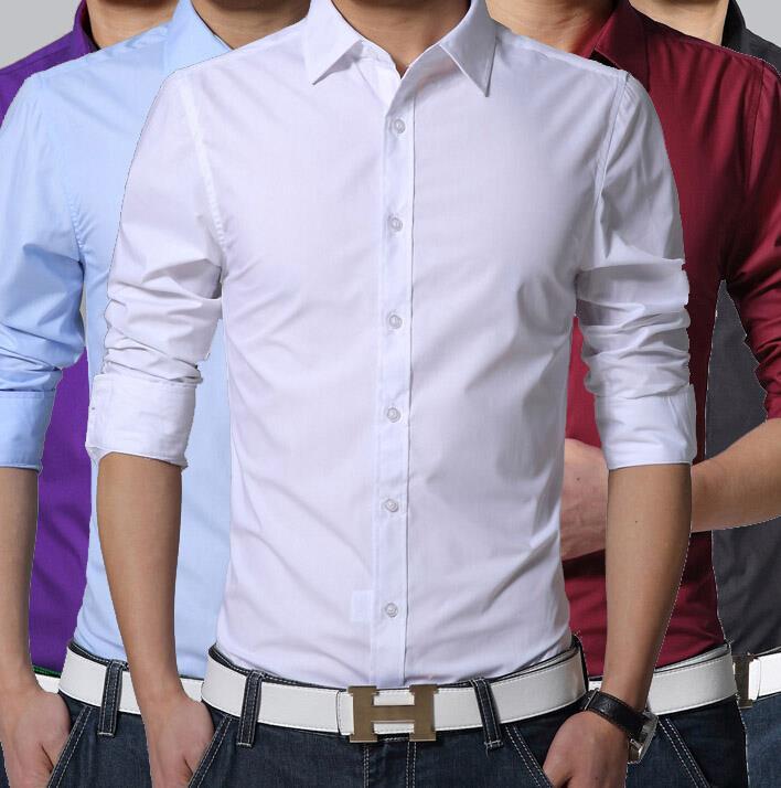 Shir Slim Dressed Shirts