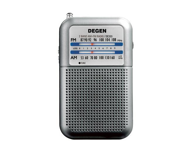 Радио 2015 DE333 FM AM