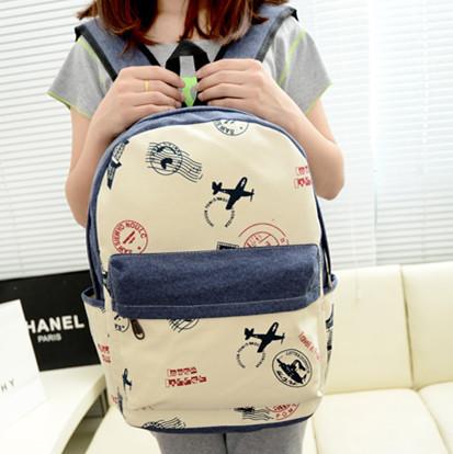 Brand Name Pu Waterproof Backpack Cheap Totoro Bag Jan Sport Backpack Pink Red 40L Japanese Large girls Waterproof Backpack(China (Mainland))