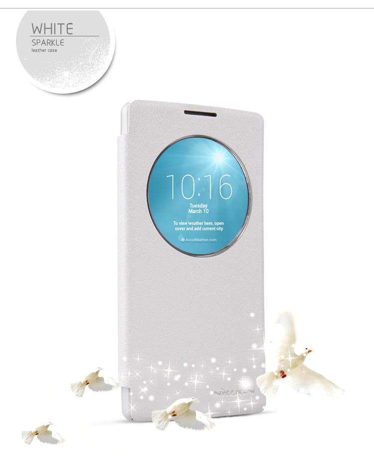 все цены на Чехол для для мобильных телефонов Nillkin LG H440Y PC For LG Spirit H440Y онлайн