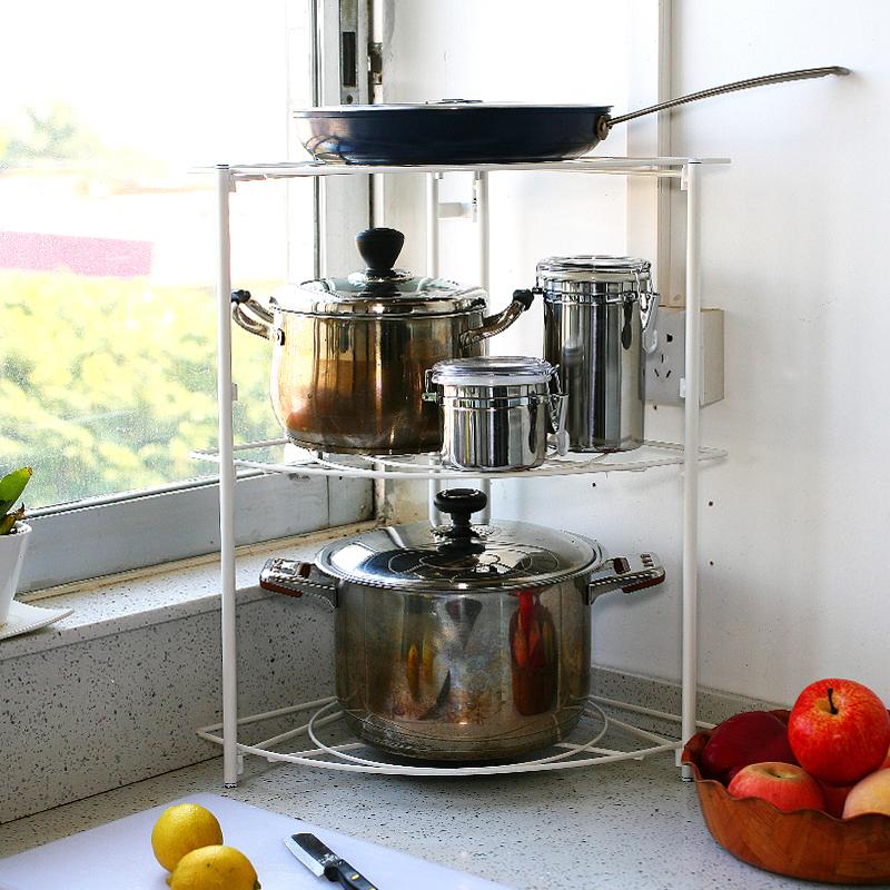 Tag re de la cuisine moderne promotion achetez des tag re de la cuisine mod - Creation cuisine ikea ...
