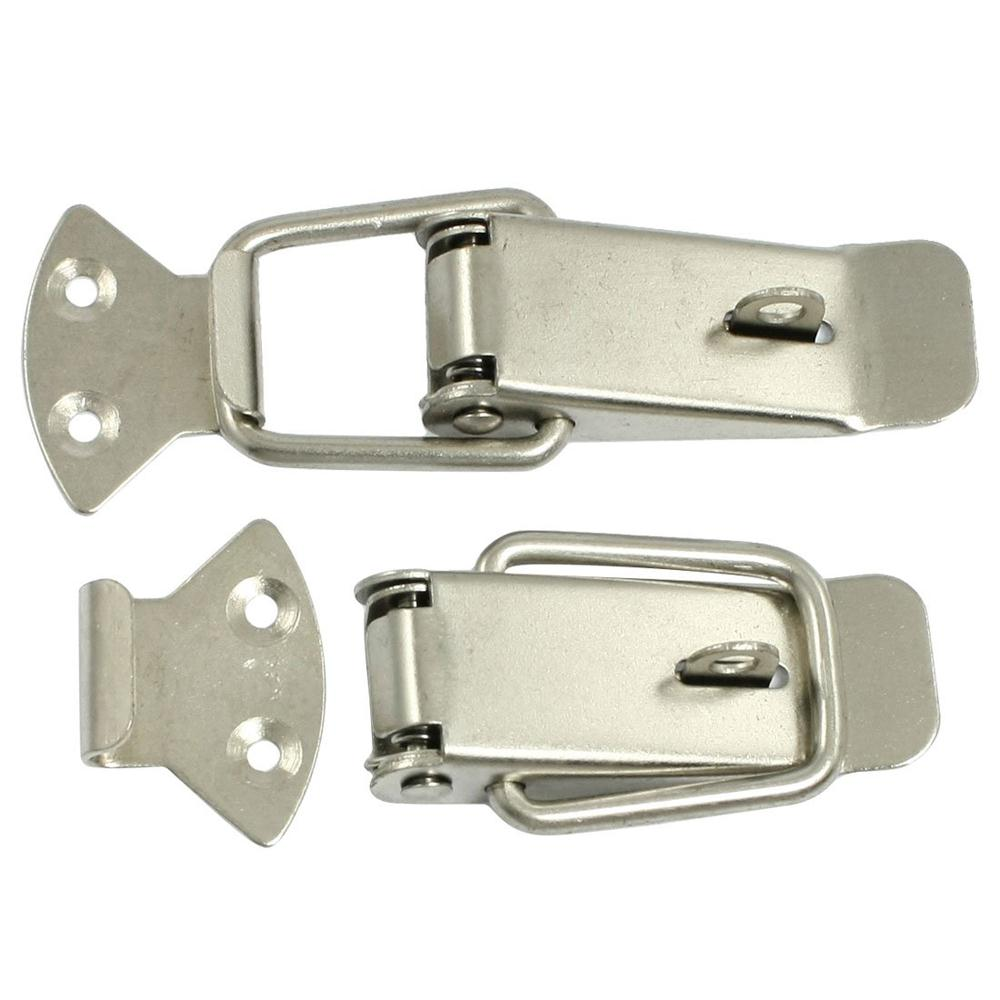 IMC Hot Hardware Tool Aviation Case Toolbox Stainless Steel Toggle Latch 2 Pcs