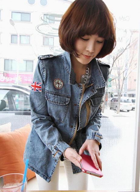 Женская куртка Jackets 2015 3988-248 женская куртка basic jackets 2015 sxl lq8751b