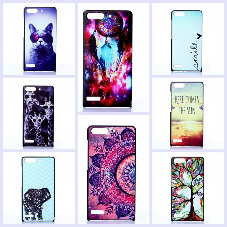 все цены на Чехол для для мобильных телефонов Hk Huawei Ascend G6 Huawei P6 4,5 for Huawei Ascend G6 онлайн