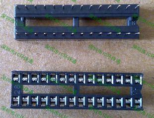 100PCS IC IC socket straight narrow-body Block 28PIC need to pin Consult(China (Mainland))