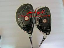 "2 Pieces R15 Hybrid R15 Rescue OEM Golf Clubs 17""/19""/21""/24"" Degree Regular or Stiff Flex Graphite Shaft Come With Head Cover(China (Mainland))"