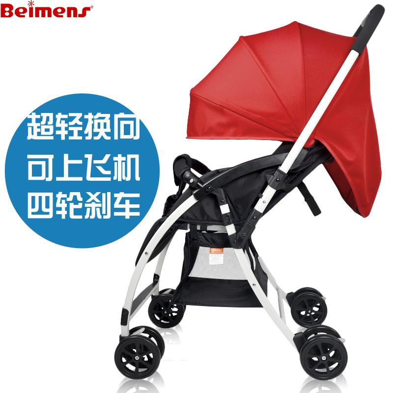 Sallei baby stroller light two-way folding umbrella car child baby stroller baby car(China (Mainland))