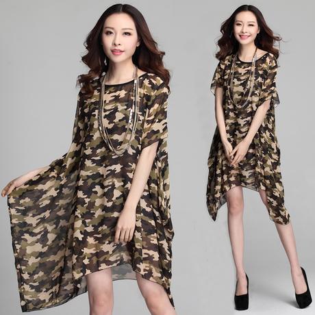 Dress 2015 Summer Women