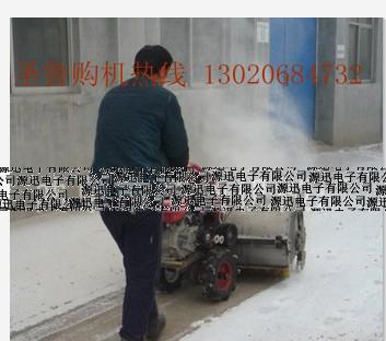 Gasoline supplies Benxi City snowplow snowplow street sweeper two-year warranty(China (Mainland))
