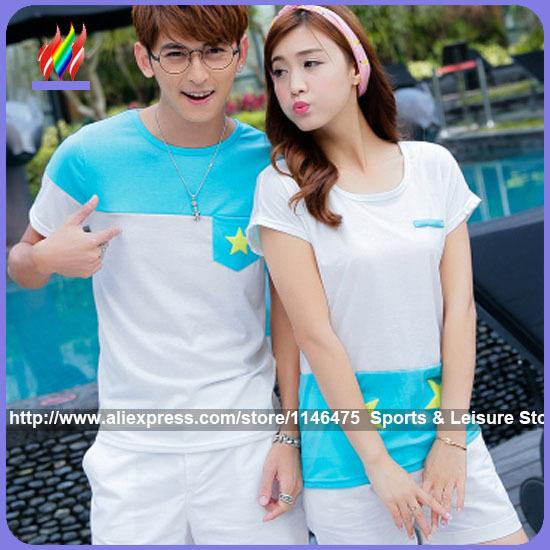 Couple Clothes Summer Cas