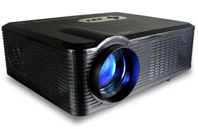 FREE SHIPPING!!!NEW 3000 lumens DIGITAL Portable TV Projectors Home Theater Cinema Multimedia Player with HDMI /AV/VGA/SD/USB(China (Mainland))