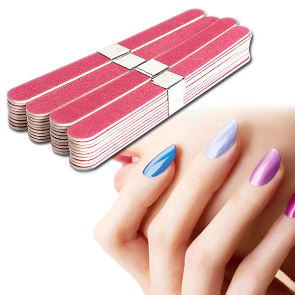 Пилочка для ногтей Vakind 40pcs/clsk 55565