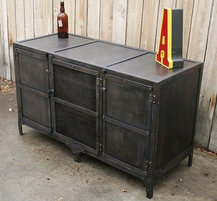 Online kopen wholesale metalen dressoirs uit china metalen dressoirs groothandel - Ingang kast ...