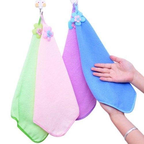 Super Absorbent Microfiber Hand Hair Bath Beach Towel Sport Large Washcloth 1Pcs(China (Mainland))