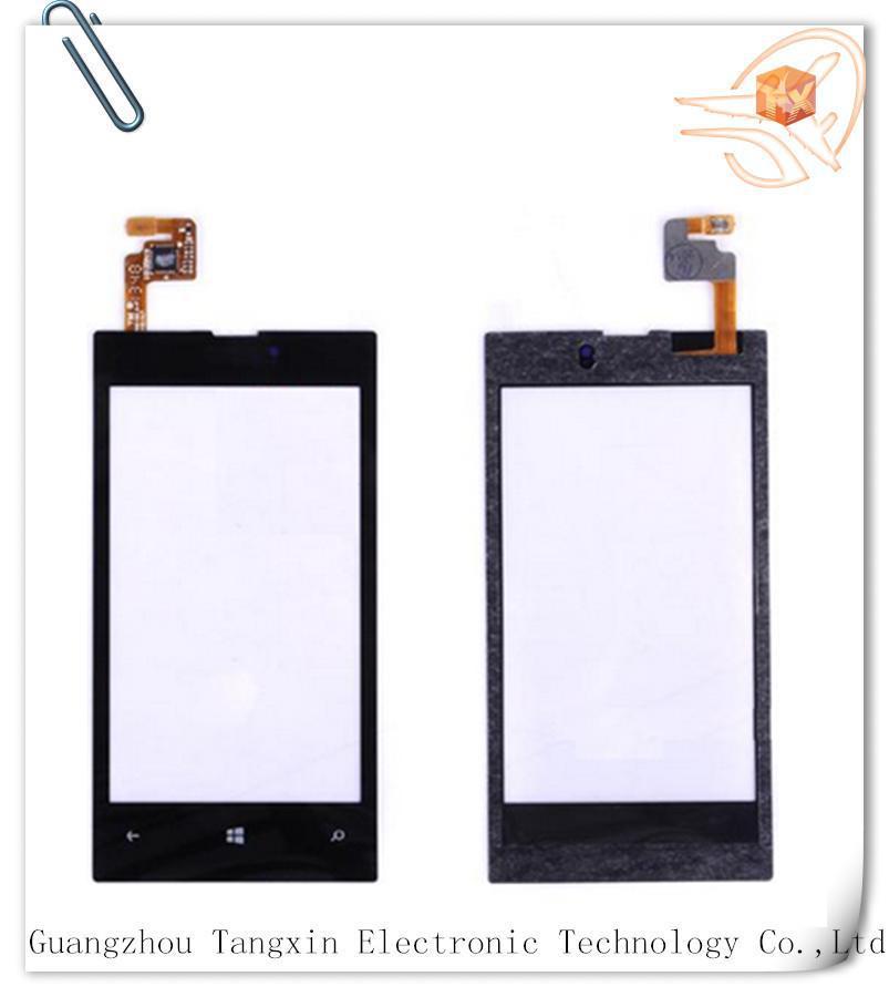Для Nokia lumia 520 N520 сенсорный экран планшета стекло панель