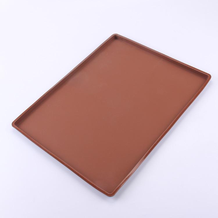Silicone Baking Mat Non Stick Pastry Rolling Mat Sheet Silicone Cake Pan Baking Liner Free Shipping(China (Mainland))