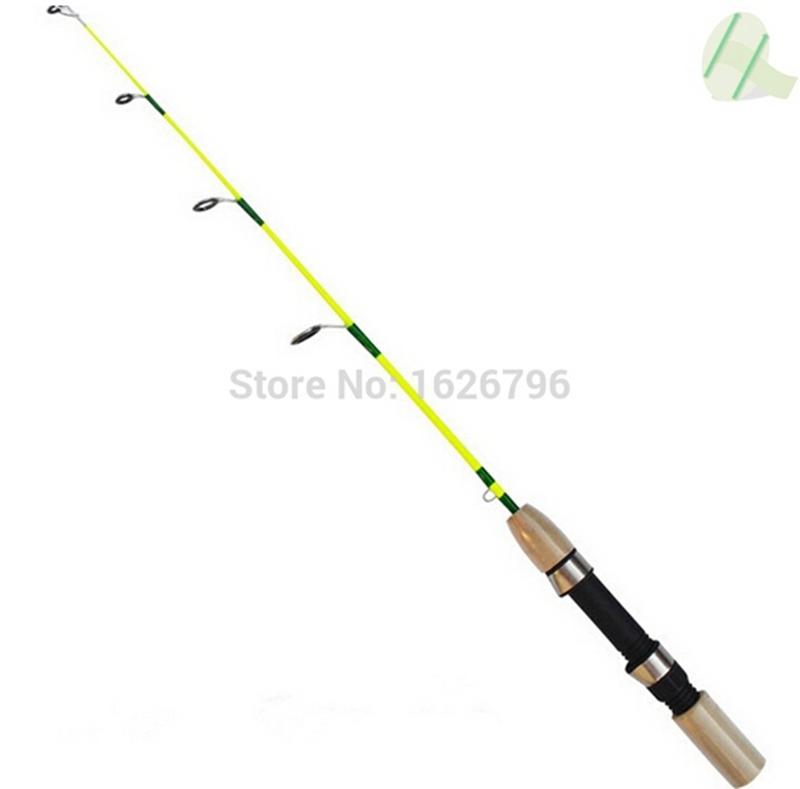 59cm Ice Fishing Rod FRP Boat Raft Fishing Pole Portable Fishing Pole(China (Mainland))