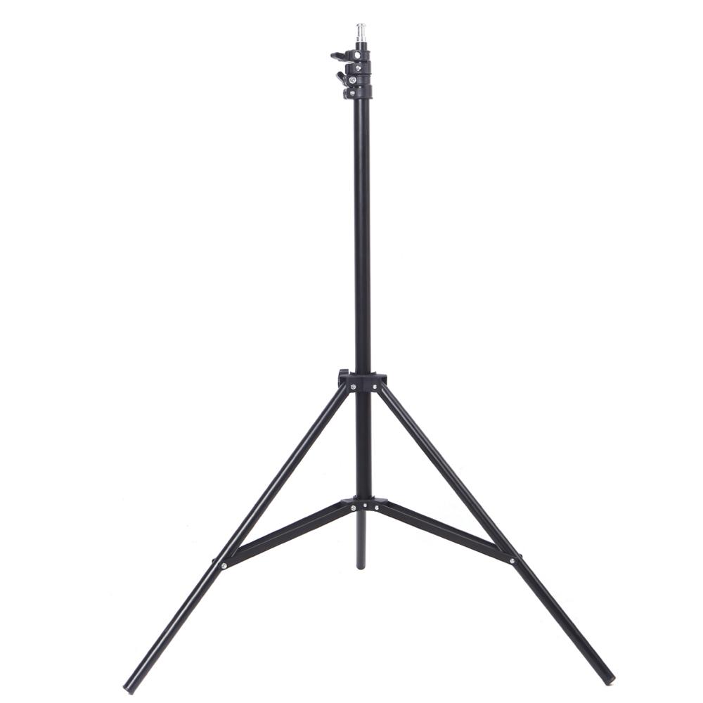 2m / 6.56ft Photography Studio Light Stand Tripod Stand for Camera Photo Studio Soft Box(China (Mainland))