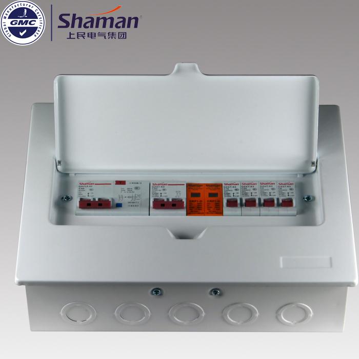 Shaman high quality CRPZ30-04/12AB lighting distribution panel/box(China (Mainland))