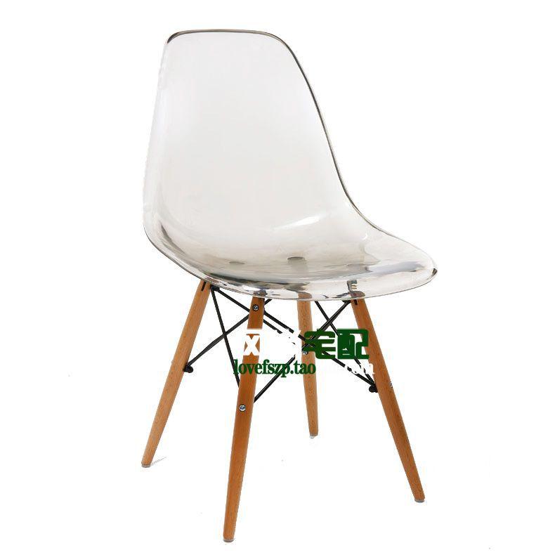 Acquista all 39 ingrosso online clear sedie di plastica da - Sedia trasparente ikea ...