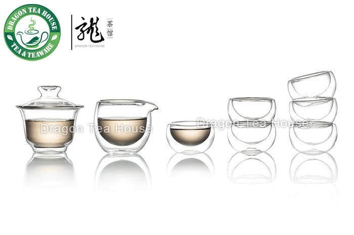 Посуда Dragon Tea House * 8