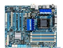 Trasporto libero 100% della scheda madre originale per gigabyte GA-X58A-UD3R 1366 pin schede madri x58 desktop supporto usb3 sata3 l5520 l5639  (China (Mainland))