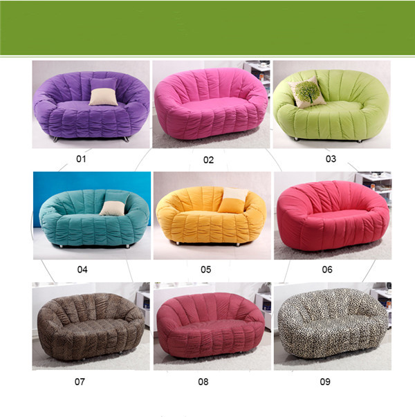 9Colors Two Seats Intex Inflatable Air Sofa Queen Bed Mattress Sleeper Chairs(China (Mainland))