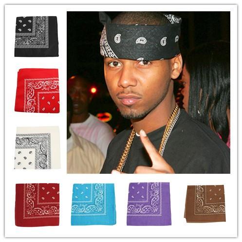 Print Square Scarves