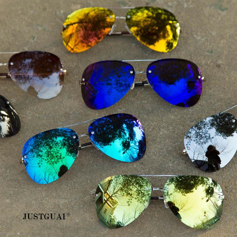 POP KOREA FASHION STYLISH SUNGLASSES UNISEX SUN GLASSES OVER SIZED FRAME METAL FOG EYEGLASSES REFLECTIVE MIRROR GLASSES UV 400(China (Mainland))