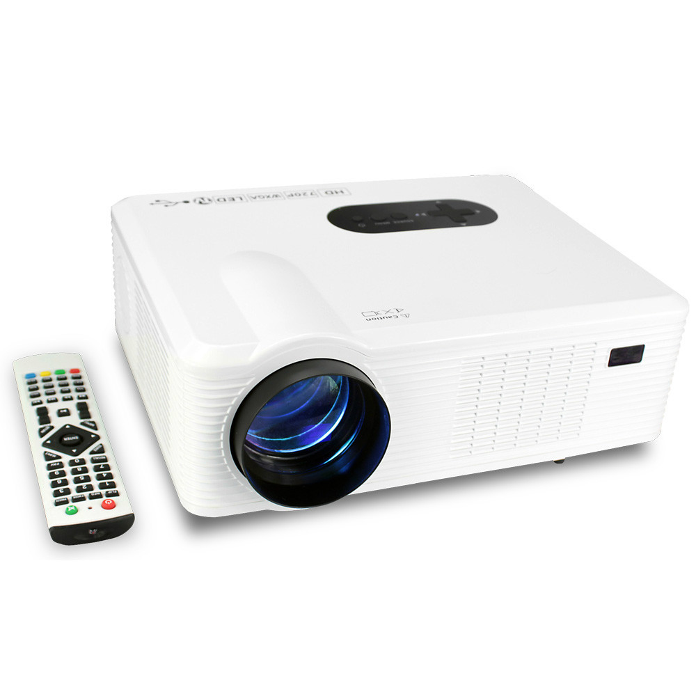 HOT SALE!!!2015 LATEST HD mobile  video Projector Led Home Theater Cinema Multimedia PlayerProjector with HDMI /AV/VGA/SD/USB(China (Mainland))