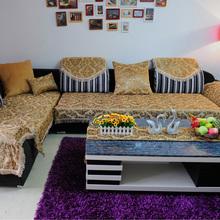 Australia and spring chenille sofa cloth towel Vienna Continental split sofa cushion sofa sets made(China (Mainland))