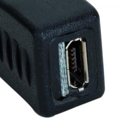COFA Mini 5 Pin Male to Micro USB 5 Pin Female Adapter Converter(China (Mainland))