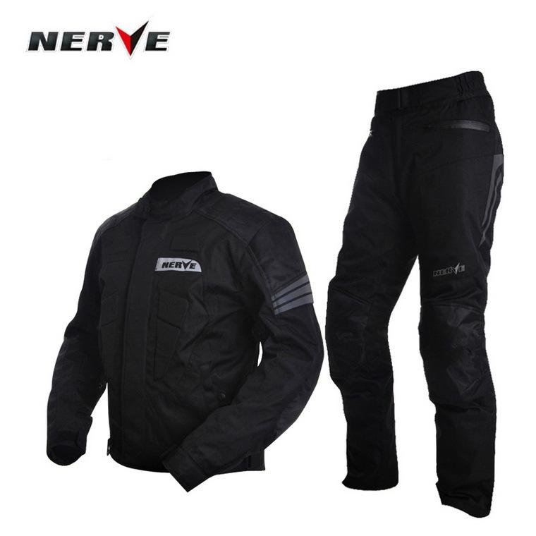 Защитная экипировка для мотоциклистов NERVE 2015