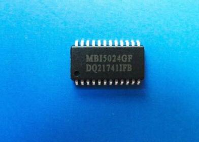 Free shiping 5PCS MB5024, MBI5024GF, 16-ch LED Constant Driver(China (Mainland))
