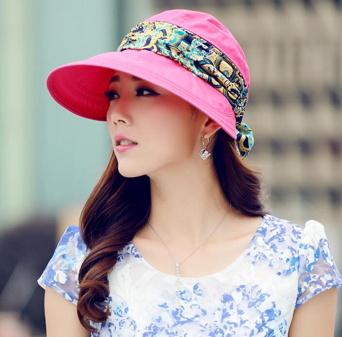 Manufacturers selling 2015 new summer sun block uv sun hat Outside the sun beach hat(China (Mainland))