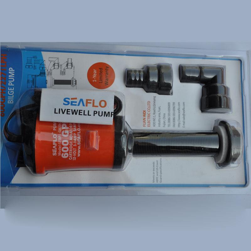 Bilge Pump: Livewell Bilge Pump