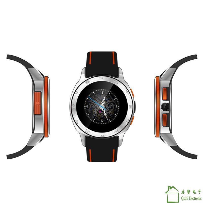 3G Dual Core Android Wear Smart Watch with Bluetooth Camera GPS WIFI Digital Waterproof Smartwatch SIM
